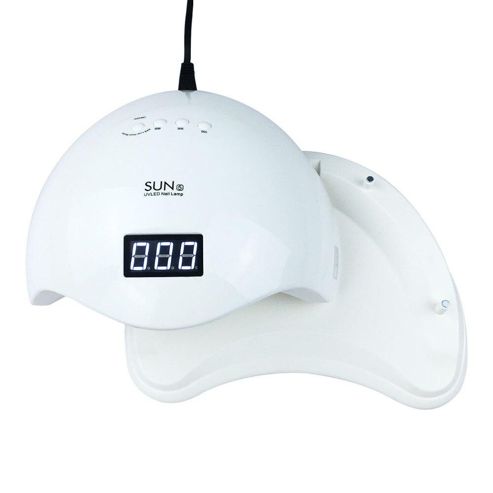 Sensor de Tempo de Exposição Sol 5 Lâmpada Led uv