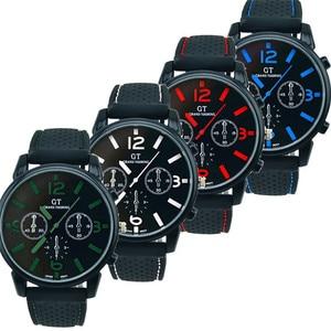 Luxury Quartz Watches Men Watc