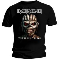 Iron Maiden Men S Black Top Design Shirts 3D Print Mens Adults T Shirts Black Heavy