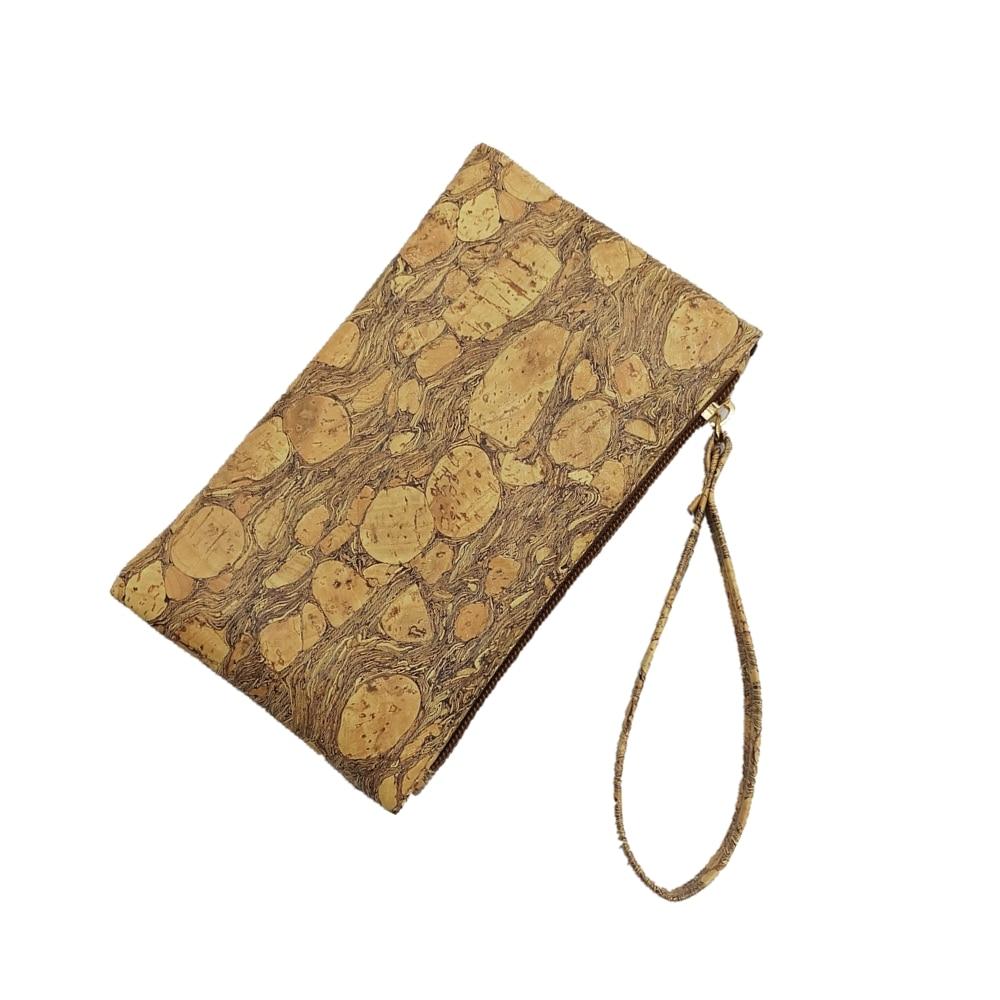 2018 New Fashion Wood Pattern Coin Purse Men Women Wallets Pu Leather Bag Zipper Small Clutch Phone Wristlet Portable Handbag aerlis men women canvas retro 6inch phone portable small waist bag
