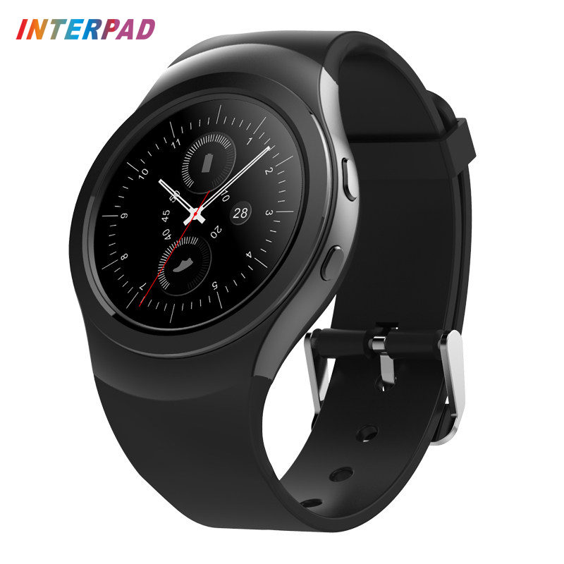 Rotating Bezel Smart Watch With Heart Rate Bluetooth iOS Android Smartwatch For Apple iPhone Samsung For Huawei Xiaomi Lenovo bluetooth smart watch heart rate smartwatch for iphone 5 6 plus 7 htc xiaomi meizu huawei samsung touch screen bluetooth watch