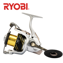 RYOBI SUMMIT fishing reel spinning 2500/3000/4000 6+1BB Max Drag 5kg Gear Ratio 5.0:1 fishing wheels carretilha de pesca new ryobi accurist 2000 3000 4000 fishing spinning reel 4 1bb 3kg 5kg max drag reels fishing wheels metal spool saltwater