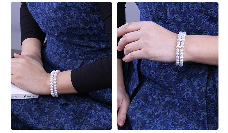 freshwater pearl bracelet 103