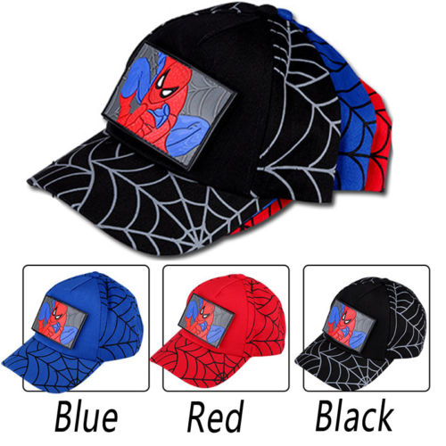 CANIS winter hat with visor Men Women Adjustable Stussy Visors Hat Sun Hat  Unisex Snapback Spider 809f8be2857