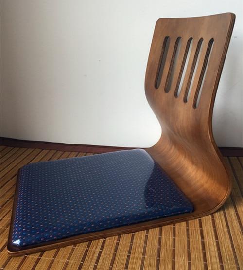 (4pcs / lot) Kerusi tanpa kaki Asia Gaya Jepun Living Room Lantai - Perabot - Foto 3