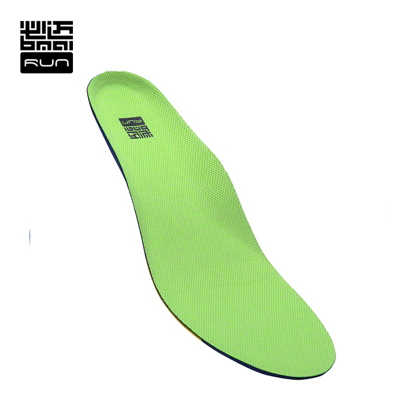 BMAI Womens Marathon Sports Shoes Pad For Female Breathable Comfortable Running Insole Mile Soft Shoes Pad #PRSC002