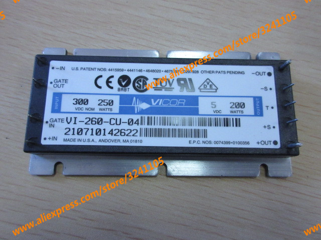 Free shipping NEW VI-260-CU-04 MODULE