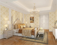 beibehang Personality Interior Wallpaper 3D Stereo Style Damascus Living Room Bedroom Study TV Background wallpaper for walls 3d