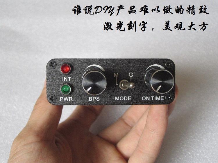 Interrupteur de boîte d'extinction d'arc de musique de bobine de Tesla DRSSTC/SSTC/SKPSSTC + cas - 2