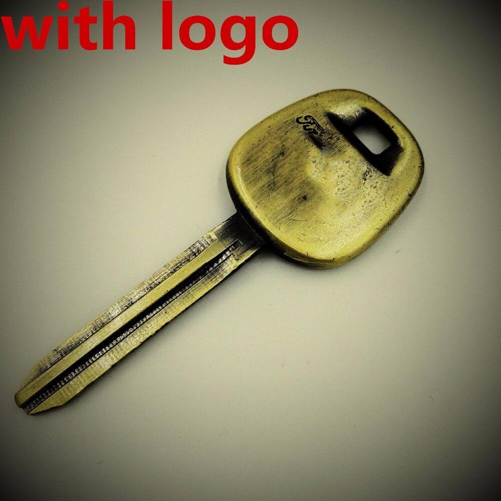 All Metal High Quality Copper Retro Car Keys Embryo
