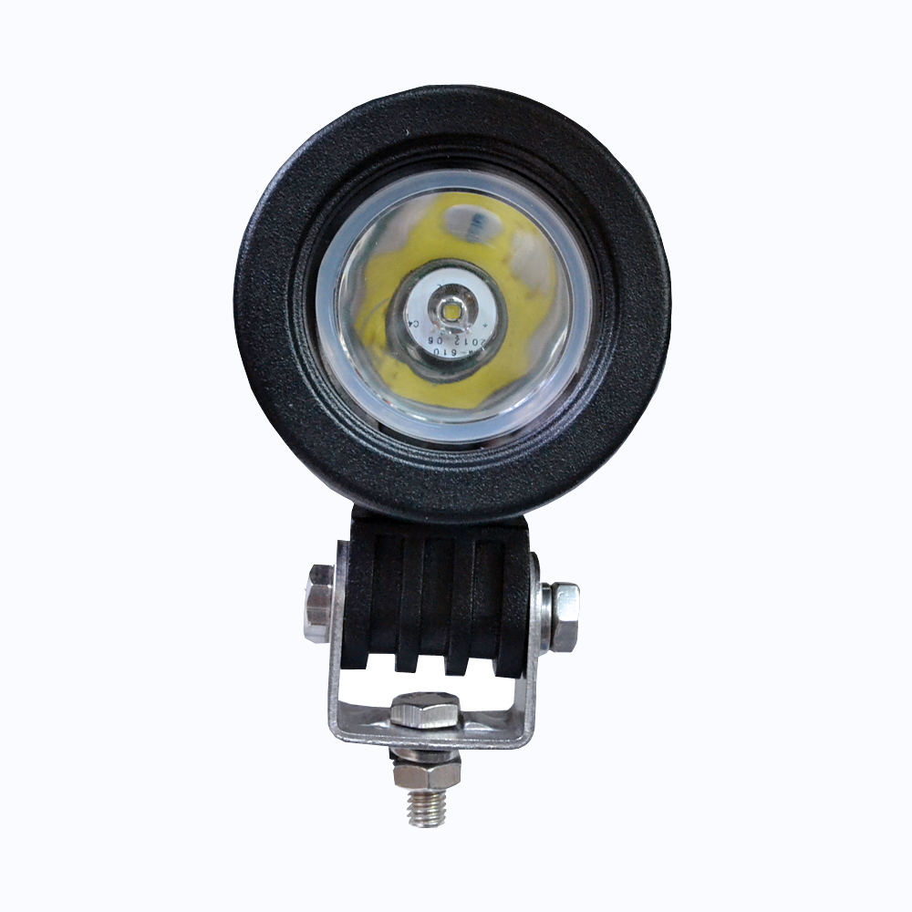 2pcs Lantsun LED8102 10w 2inch small round LED WORK LIGHT fit motorcycle bike auto