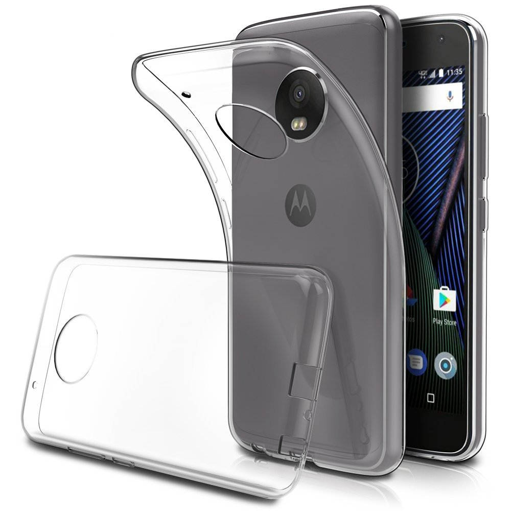 Cases For Motorola Moto C G5 G5s Plus E E2 E3 E4 Plus Z Z2 M X Play X2 Ultra Thin Clear Soft Silicone TPU Phone Back Case Cover