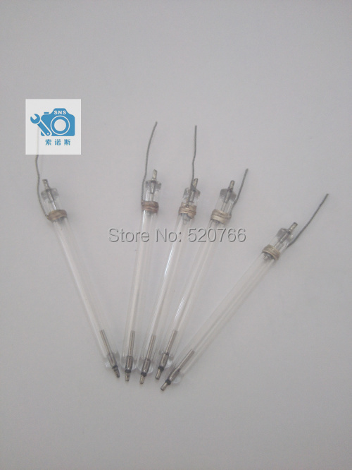 5pcs, New For Cano 430EX 580EX 580EXII Flash Tube Xenon Lamp Flashtube Repair Part SPEEDLIGHT