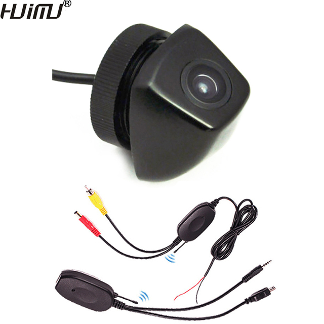 wireless for sonyccd camera car rear monitor rear view camera paking backup view for BMW 1/3/5/6/7 Series x3 x5 x6 BMW Aluminum