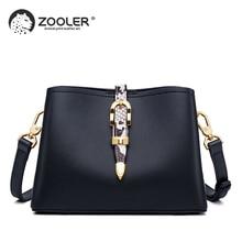 2019 new ZOOLER woman leather bags diamond ornament women messenger bag fashion leather shoulder bag purse bolsa feminina #HS208