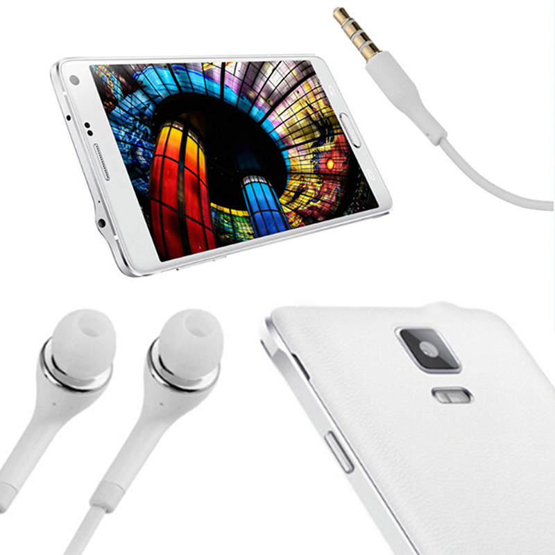 10pcs Universal 3.5mm Wired In-ear Earphone Headset Earbuds with Mic Voice Control for iPhone Samsung Xiaomi Smartphone MP3/4 O5