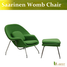 U BEST Womb Ottoman Replica Lounge Armchair Chair