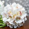 Unique Simulated Magnolia Bridal Holding Flowers Beautiful Wedding bouquet Accessories Upscale Bridesmaids Bouquet TR007