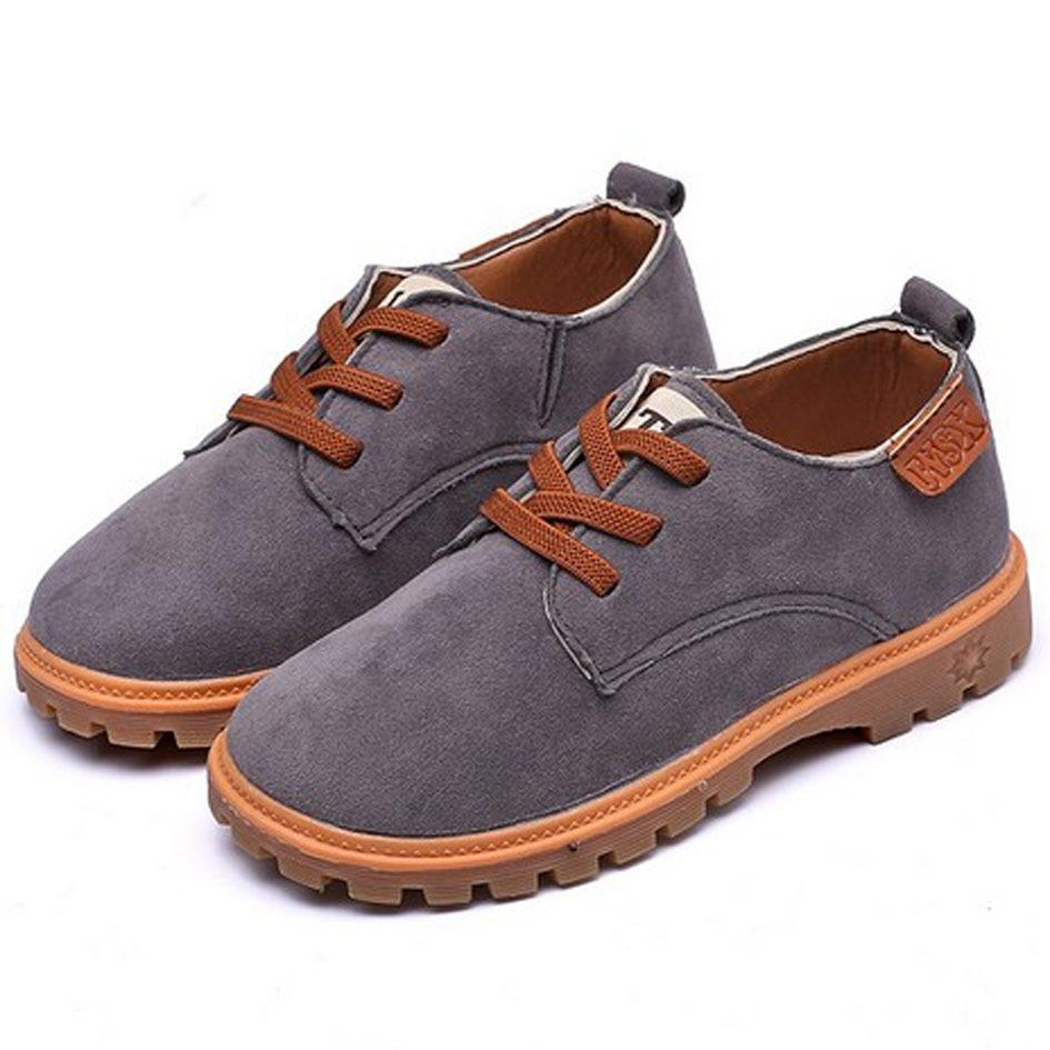 Kittin Children's Shoes Velvet Boys Dress Shoe Fashion ...