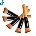 Profesional 1 UNID Conclear Eyeshadow Brush Powder Blush Fundación Pincel De Maquillaje De Madera Cosmética Maquillaje Herramientas de Cepillo Único