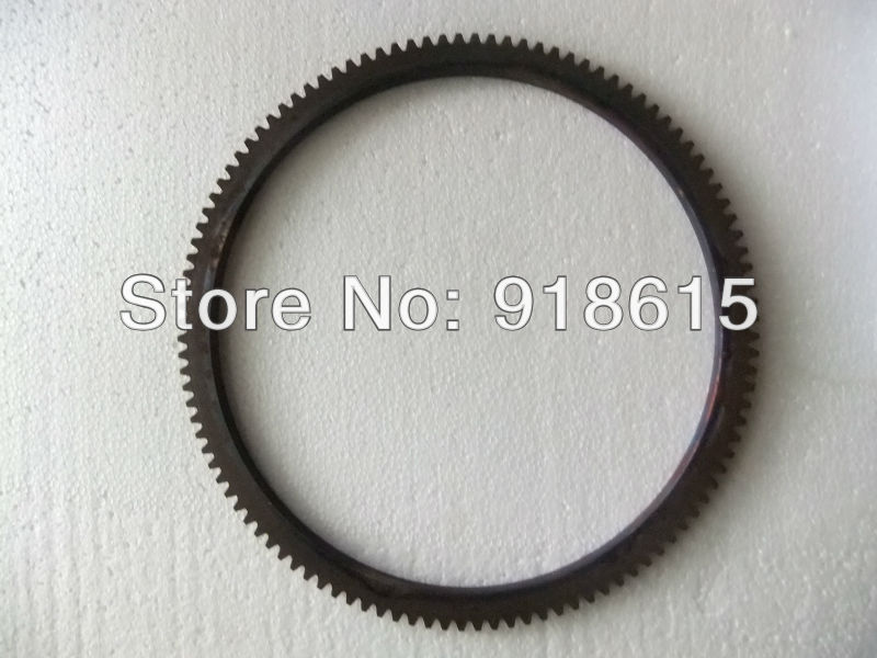 186F 186FA 5KW KIPOR Flywheel ring gear KDE6500 KDE6700T diesel generator parts186F 186FA 5KW KIPOR Flywheel ring gear KDE6500 KDE6700T diesel generator parts