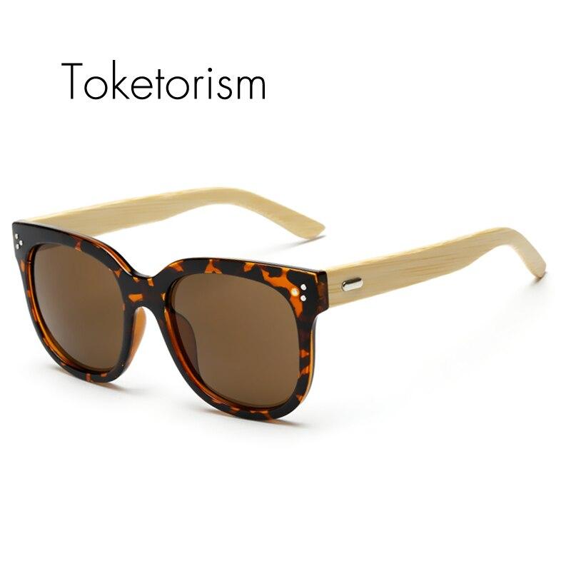 Купить Toketorism Винтаж Мода солнцезащитные очки для женщин для дерево  Бамбу ноги Oacute culos de sol masculino 1513 Цена Дешево. 0bb4292c0b7