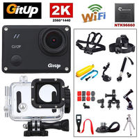 Gitup Git2P WiFi 1 5 LCD Screen 1080P Full 170 Degree Wide Angle Professional Action HDMI