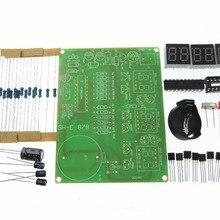10pcs DIY Kits AT89C2051 Electronic Clock Digital Tube LED Display Suite