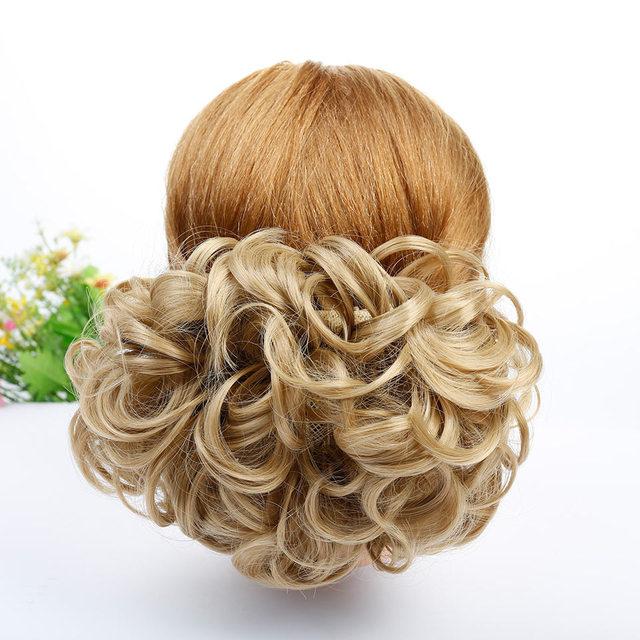 Difei Pull Flower Hair Bag Rubber Band Fixed Comb Clip Hair