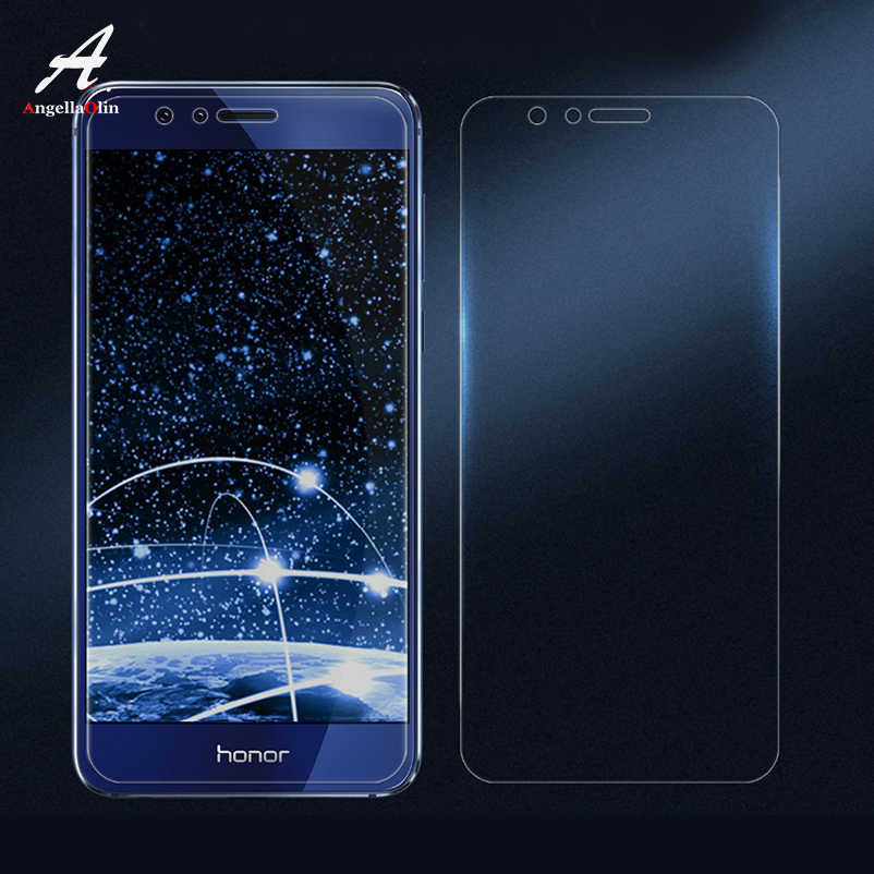 9H tempered glass screen protector For For huawei p10 mate 10 p20 lite Pro p smart For honor 7x 8 10 9 film case cover Glass