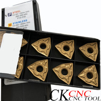 10pcs WNMG080408 CM LF9011 WNMG432 CNC lathe Carbide insert for Steel stainless steel cast iron deskar    -