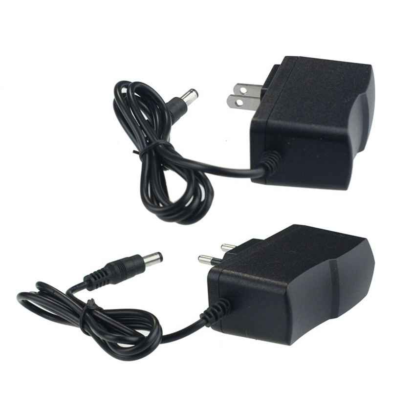<font><b>EU</b></font> plug fast charging <font><b>charger</b></font> <font><b>9V</b></font>/1A <font><b>EU</b></font>/US Power Travel Adapter Guitar Effect Pedal For BOSS PSA 120T Archer dropshipping image