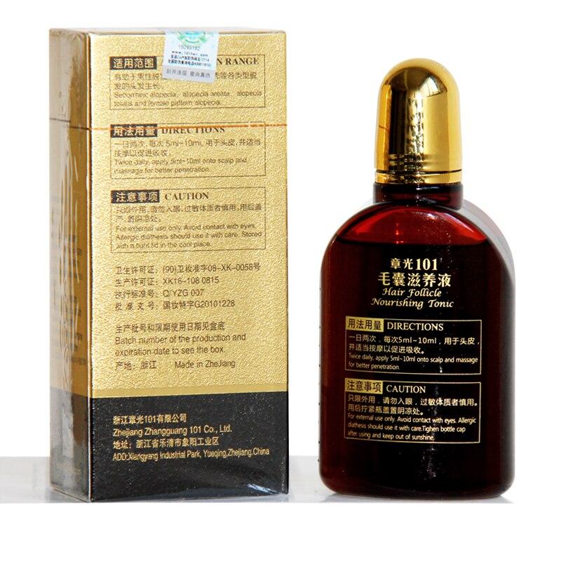 Zhangguang 101 Шаш фолликулын нәрлендіретін - Шаш күтімі және сәндеу - фото 2