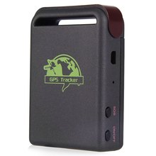 TK102B Car GPS Tracker Supporting GSM GPRS with SOS Over-speed Alarm Vehicle Tracking Locator