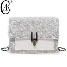 CAK новые модные женские туфли сумка сумки на ремне известный дизайнер кожаный Креста тела лоскут женская сумка Элитный бренд Прямая доставка