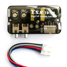 12V High Quality Auto Car Audio Converter Stereo High To Low