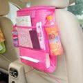 Coisas de bebê Organizador para carro insualtion água/garrafa de leite De Armazenamento copo Titular saco para cuidados com o bebê do assento de carro colorido saco de fraldas