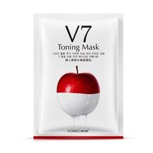 ROREC V7 Tonight lazy makeup mask moisture nourishing Facial korean cosmetics acne Treatment skin care sheet