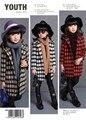 2016 новый детская одежда девочек длинный отрезок толстой шерстяной пальто стеганые пальто девочки осенью и зимой одежда прилив
