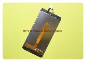 Image 3 - Wyieno For BQS 5054 Digitizer Panel Replacement Parts For BQ 5054 Crystal Touch + LCD Display Screen Assembly ; With Tracking