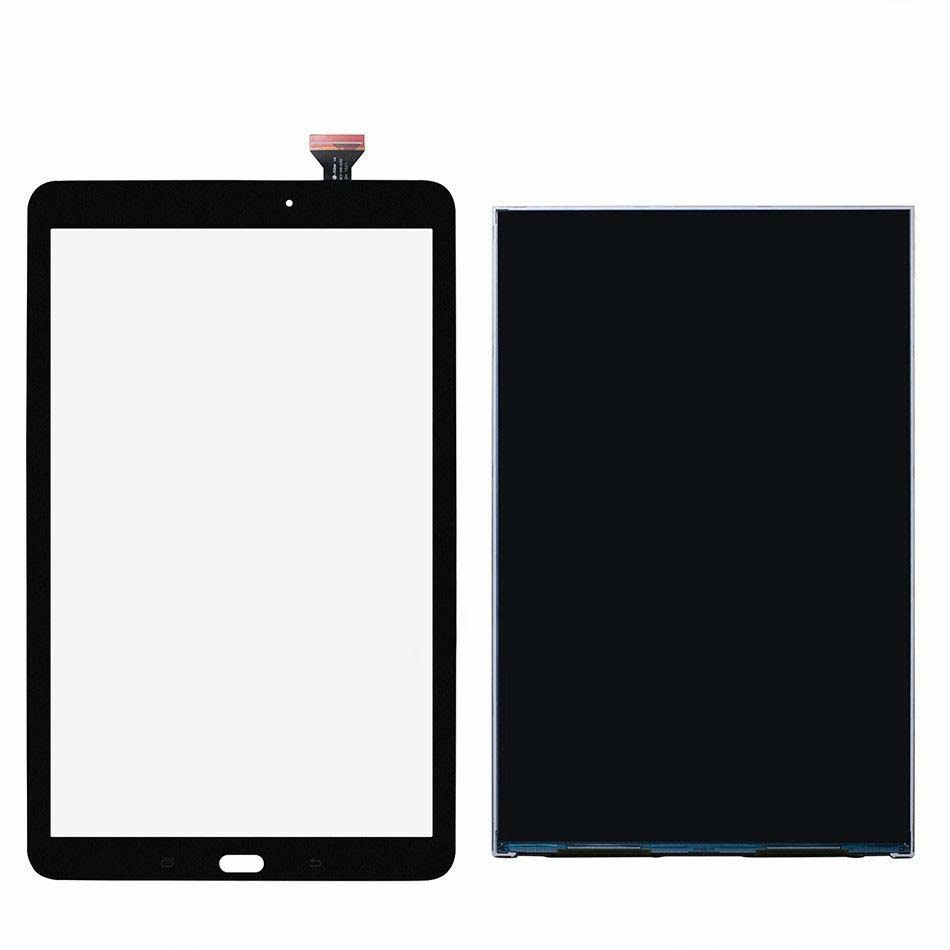 White / Grey Touch Sensor Glass Digitizer + LCD Display Panel Screen Monitor For Samsung Galaxy Tab E 9.6 SM-T560 T560 T561 планшет samsung galaxy tab e 9 6 8gb 3g black sm t561