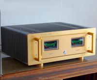 Weiliang Breeze аудио A60 класс A/AB Усилитель мощности HIFI EXQUI 20 Вт/200 Вт x2 встроенный усилитель