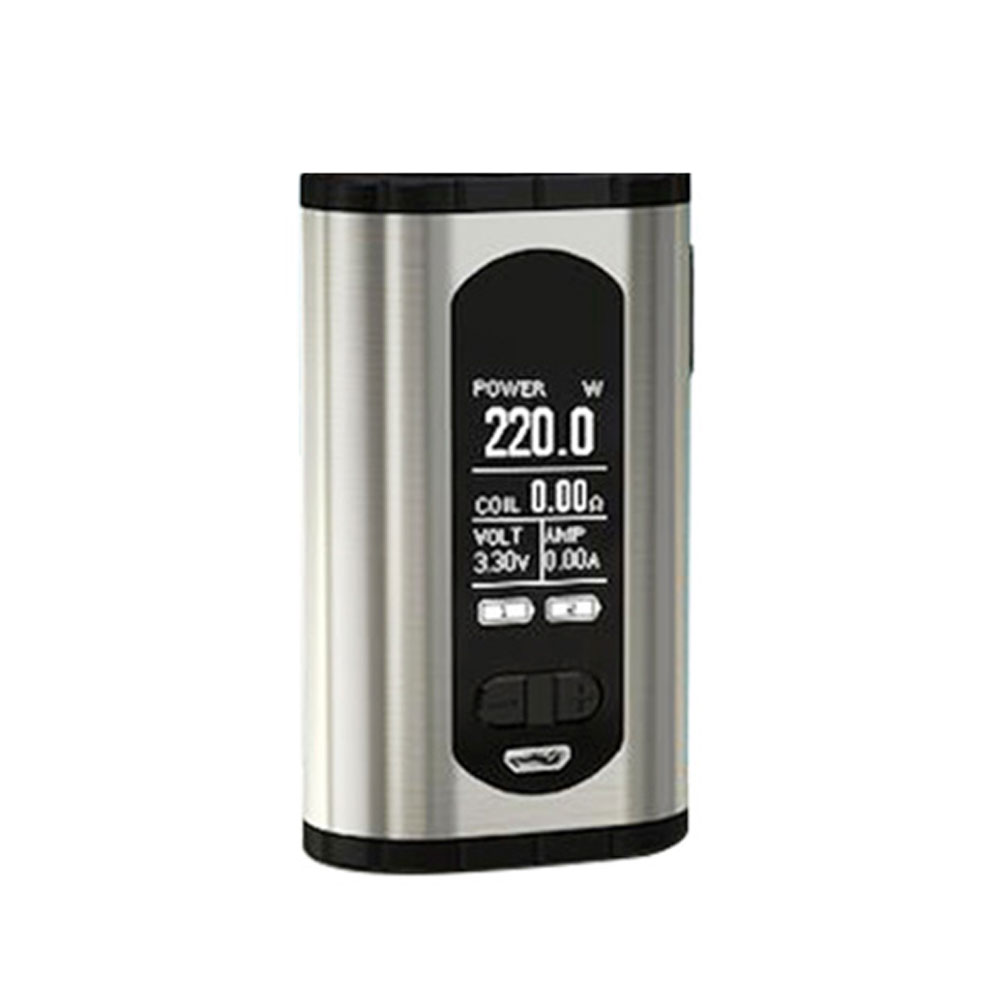 Original Eleaf Invoke 220W TC Box MOD w/ 1.3-inch display 220W Max Power by 18650 battery Box Mod vs Gen mod/ shogun/ drag 2