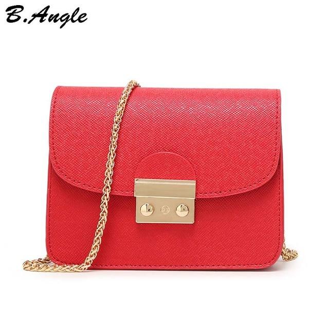 12 color High quality F mini candy color women messenger bag special button  chain bag shoulder bag flap bag 055693cf39