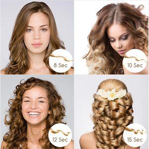 Image 3 - Nowy ekran LCD automatyczne kobiety lokówka do włosów grzejnik ceramiczny fala narzędzia do stylizacji włosów pielęgnacja włosów Curl magiczne loki żelazny fryzjer