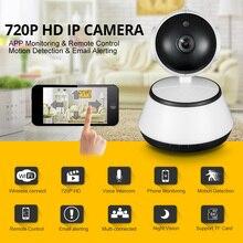 720 P IP Камера Wi-Fi беспроводная камера видеонаблюдения P2P Wi-Fi ip-видеонаблюдения Камера бесплатное приложение V380 охранных Cam Видеоняни и Радионяни