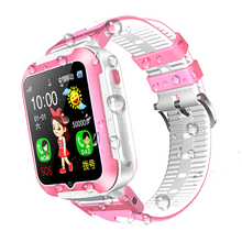 Espanson IP67 Children Smart Watch Super long standby With Camera SOS Security Anti Lost For ISO Android waterproof baby Watch