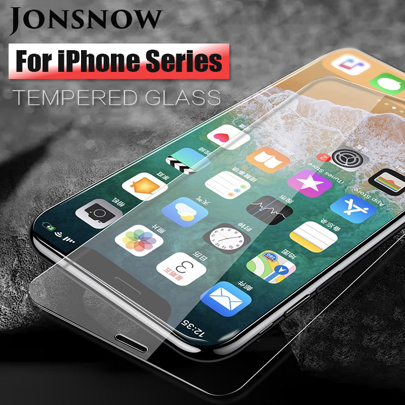 KIPX1055_1_Tempered Glass for iPhone XS