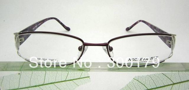 Кол-во продаж Высококачественной Моды Из Нержавеющей Стали IP Покрытие Ацетат тамплиеров оптический очки по рецепту очки RX рамка