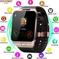 Smartwatch DZ09 montre intelligente soutien TF SIM caméra hommes femmes Sport Bluetooth montre bracelet pour Samsung Huawei XM téléphone Android|Montres connectées| |  -
